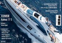 Barche - 2015 Magazine cover